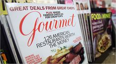 Closing the Book On Gourmet Magazine - NYTimes.com