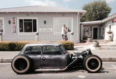 Hot Rod Mini's.... - North American Motoring