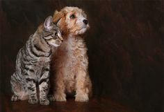 Vivre le #deuil de son #animal de compagnie #chien #chat