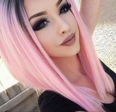 Pulp Riot hair color Blush Light pink vegan semi by HairRiot