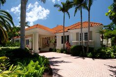 Sanctuary Home on Sanibel Island is a 5 bedroom, 6 bathroom vacation home available for your next family vacation, reunion, or getaway to the Florida coast! Lush, tropical landscaping surrounds you and porches wrap around the entire home. Whether you want to entertain guests or just relax in paradise, the Sanctuary has it all.
