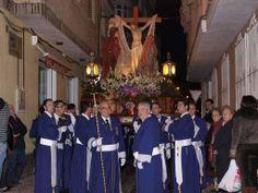#ViernesSanto #SSALCANTARILLA Orden de salida. 2 Cristo del Calvario. Foto Manuel Almira