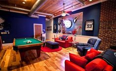 How funny! On Pinterest, Man Caves is one of the most popular boards for Realtor.com followers.‪#‎pinterest‬ ‪#‎homes‬