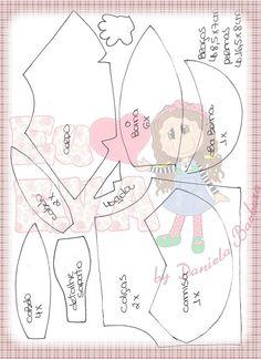 Dolls, Angela, Download, Embroidery Designs, Ideas, Beret, Boy Doll, Cloth Art Dolls, Jelly Beans