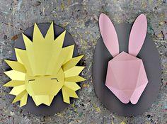 paper animals masks_miluccia
