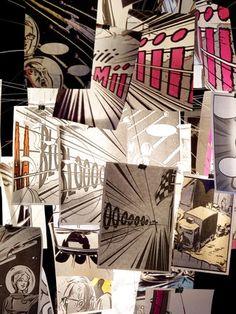 BangBoom! Zettel'z Designer Ingo Maurer. Japanese paper, stainless steel, heat-resitant satin-frosted glass.