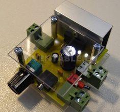 Eletrônica Campo Elétrico*: Amplificador de 15+15 Watts com TDA7297