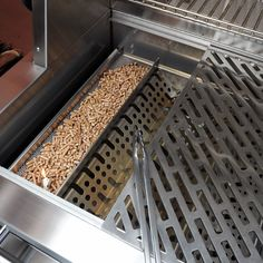 Built-in Hybrid Fire Grill Wood Grill, Fire Grill, Grill Grates, Wood Pellets, Cooking With Charcoal, Propane Cylinder, Stainless Steel Rod, Gourmet