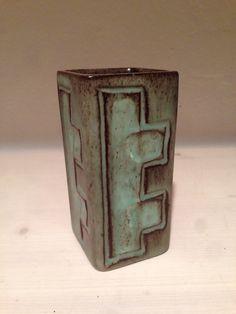 Helge østerberg.  Stoneware vase