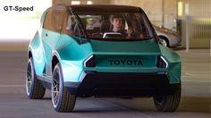 تويوتا تكشف عن سيارتها يوبوكس المصممة بالتعاون مع طلاب الجامعات
