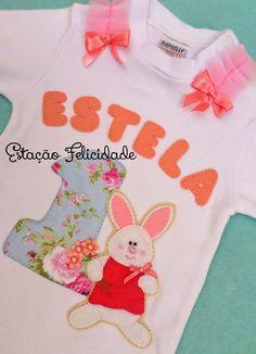 Estação Felicidade: Para o aniversário da Estela!