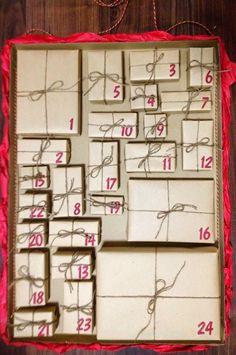 KETA: Adventní kalendář 2013 druhý