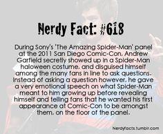 Nerdy Fact #618