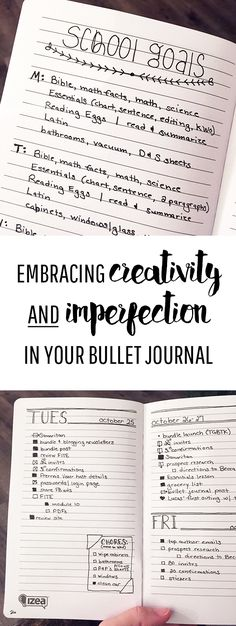 Why I've fallen hard for creative bullet journaling