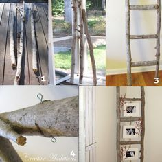 10 rustic DIY Projects Using Trees | DIY Tag