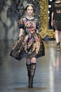 We heart Dolce & Gabbana AW12/13