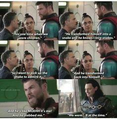Thor's and Loki's faces r priceless Avengers Humor, Marvel Avengers, Funny Marvel Memes, Marvel Jokes, Dc Memes, Marvel Dc Comics, Marvel Heroes, Funny Memes, Loki Thor