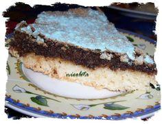 Torta di cocco e ciocolato / Tort cu nuca de cocos si ciocolata