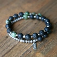 Men's Jewelry - #Yoga Inspired #Chakra Jewelry Collection Chakra Jewelry, Chakra Bracelet, Sea Glass Jewelry, Copper Jewelry, Men's Jewelry, Jewellery, Male Jewelry, Yoga Jewelry, Hippie Jewelry