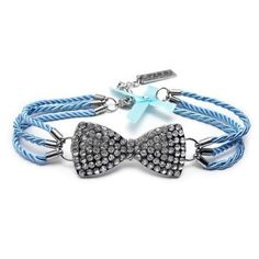 Dibalulu Pet Couture Dog Accessories - Puppy Friend Dog Necklace - Blue - S $23.00