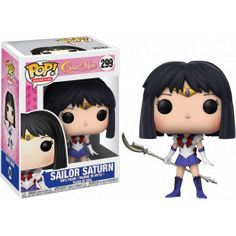 Sailor Moon - Sailor Saturn Pop! Vinyl Figure