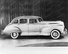 Hudson 1946 Vintage Automobile 8x10 Cars Reprint Of Old Photo