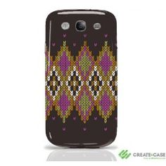 Argyle Dream - Samsung Galaxy s3 case