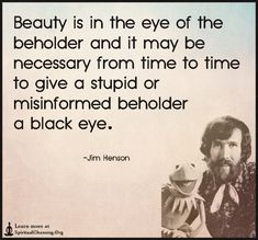 Image result for jim henson quotes for when you're sad