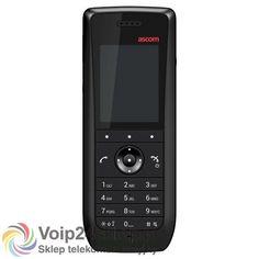 Telefon Ascom d63 Messenger Black