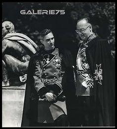 PAUL ALMASY (1906-2003) PRINCE GUY DE POLIGNAC LE COMTE GERAUD DE PIERREDON