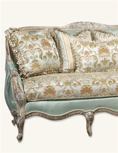 Antoinette Sofa From Victorian Trading Co.