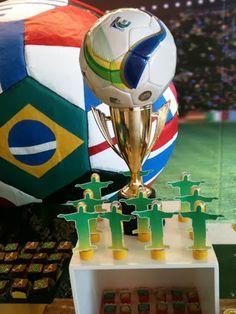 Festa Copa do Mundo | Design Festeiro