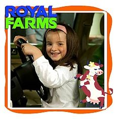 Royal Farms Convenience Store and Fill'er Up Station Baltimore, MD #Kids #Events
