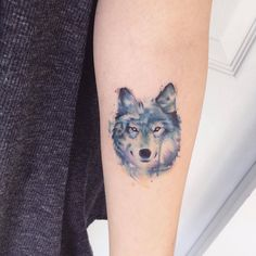 Small Tattoo by Adrian Bascu
