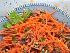 Sweet Cranberry-Glazed Carrots #glutenfree #dairyfree