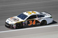 Go Bowling 400 (Kansas) May 2017 Landon Cassill will start in the No. Nascar Cars, Nascar Racing, Race Cars, Auto Racing, Landon Cassill, Michael Mcdowell, Monster Energy Nascar, Paint Schemes, Bowling
