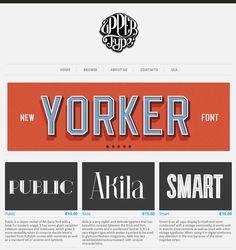 Uppertype – De belles typographies gratuites et low cost !