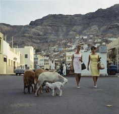 aden Arabian Peninsula, British, History, Uni, 1960s, Photography, Fashion, Moda, Historia
