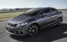 New Release 2016 Honda Civic Review Front Side View Model