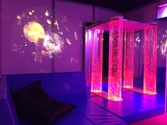 Mike Ayres Design at the Autism Show 2017. The Sensory Room