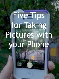 Five tips on how to take good photos with your iPhone or smart phone: | Macaroni Kid