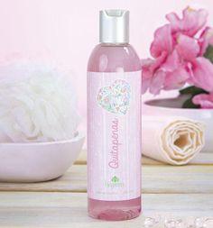 GEL DE DUCHA  I  Las flores más cálidas y adorables en una espuma nacarada que limpia tu piel dejándola suavemente perfumada.