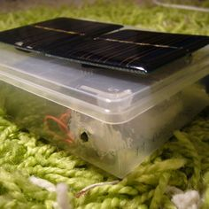 How to make a cheap solar usb charger from outdoor solar garden lights