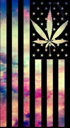 Weed flag galaxy wallpaper I created for the app CocoPPa. Weed Wallpaper, Look Wallpaper, Weed Backgrounds, Wallpaper Backgrounds, Cocoppa Wallpaper, Galaxy Wallpaper, Marijuana Art, Medical Marijuana, Cannabis Oil