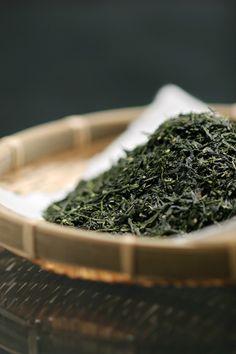 »♥«chá - Japenese teA | GYOKURO | losse leaf tea | pinned by http://www.cupkes.com/