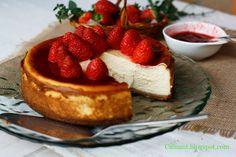 Cuinant: Tarta de queso New York Cheesecake