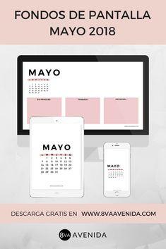 Fondos de pantalla Mayo 2018