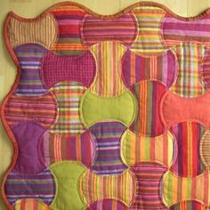 Patchwork und Quilts - Apple Core Country I like the stripes and plaids