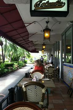 Columbia Restaurant, St. Armand's Circle