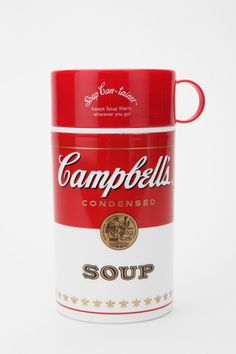 Campbell's Soup To-Go Container